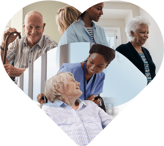 At Bethesda, you'll enjoy a rewarding career in healthcare, working directly with our residents in a supportive, family-like environment. That's Heart at Work.