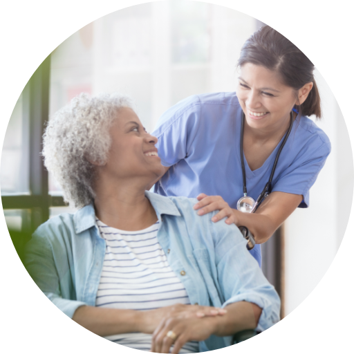 Whether you are working as an RN, LPN, or CNA, you will make an impact on our residents' lives.