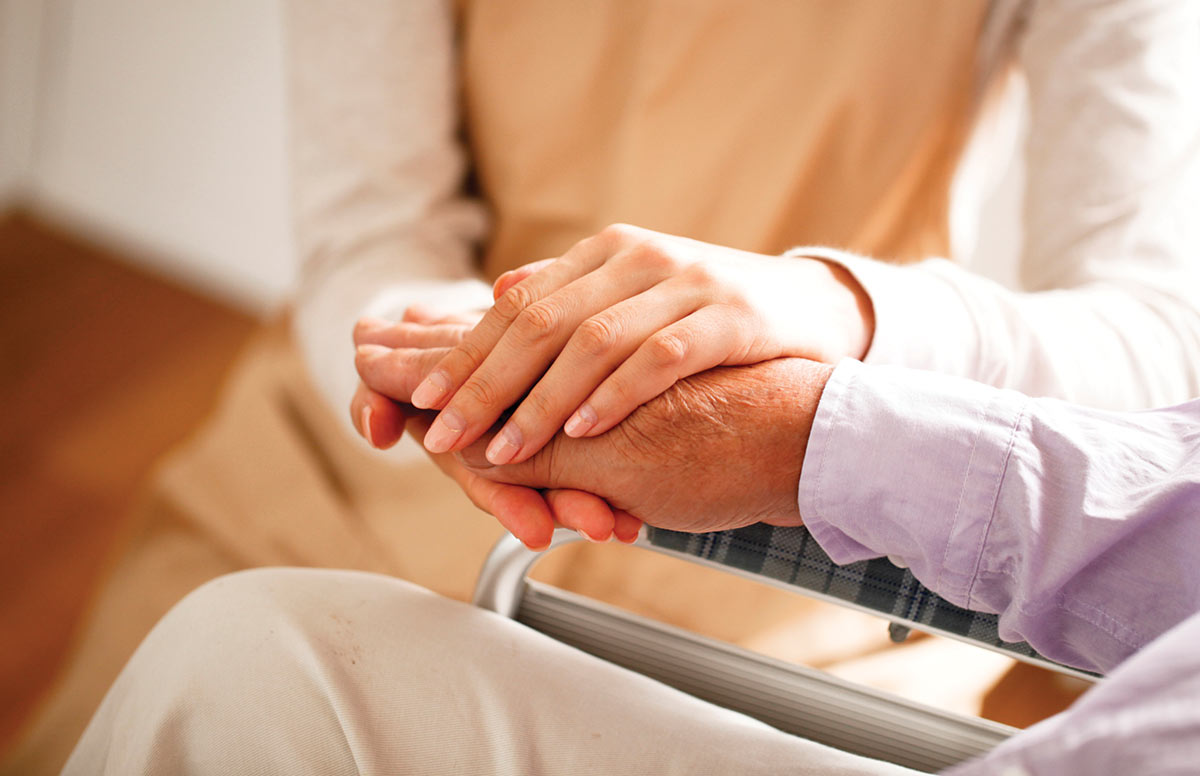 caregiver stress syndrome can affect the level of care you provide