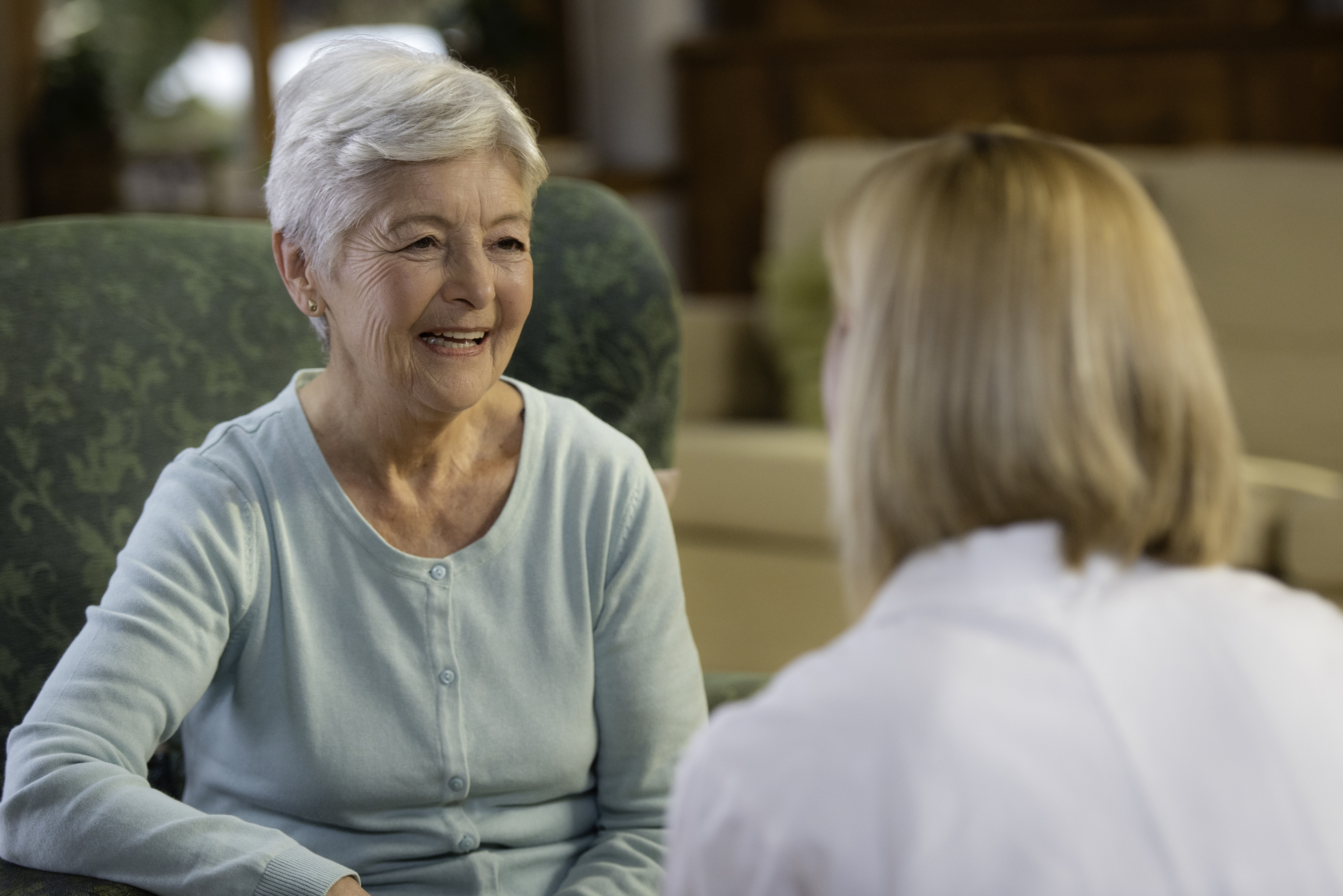 Geriatric Care Managers Benefit Seniors And Caregivers Bethesda
