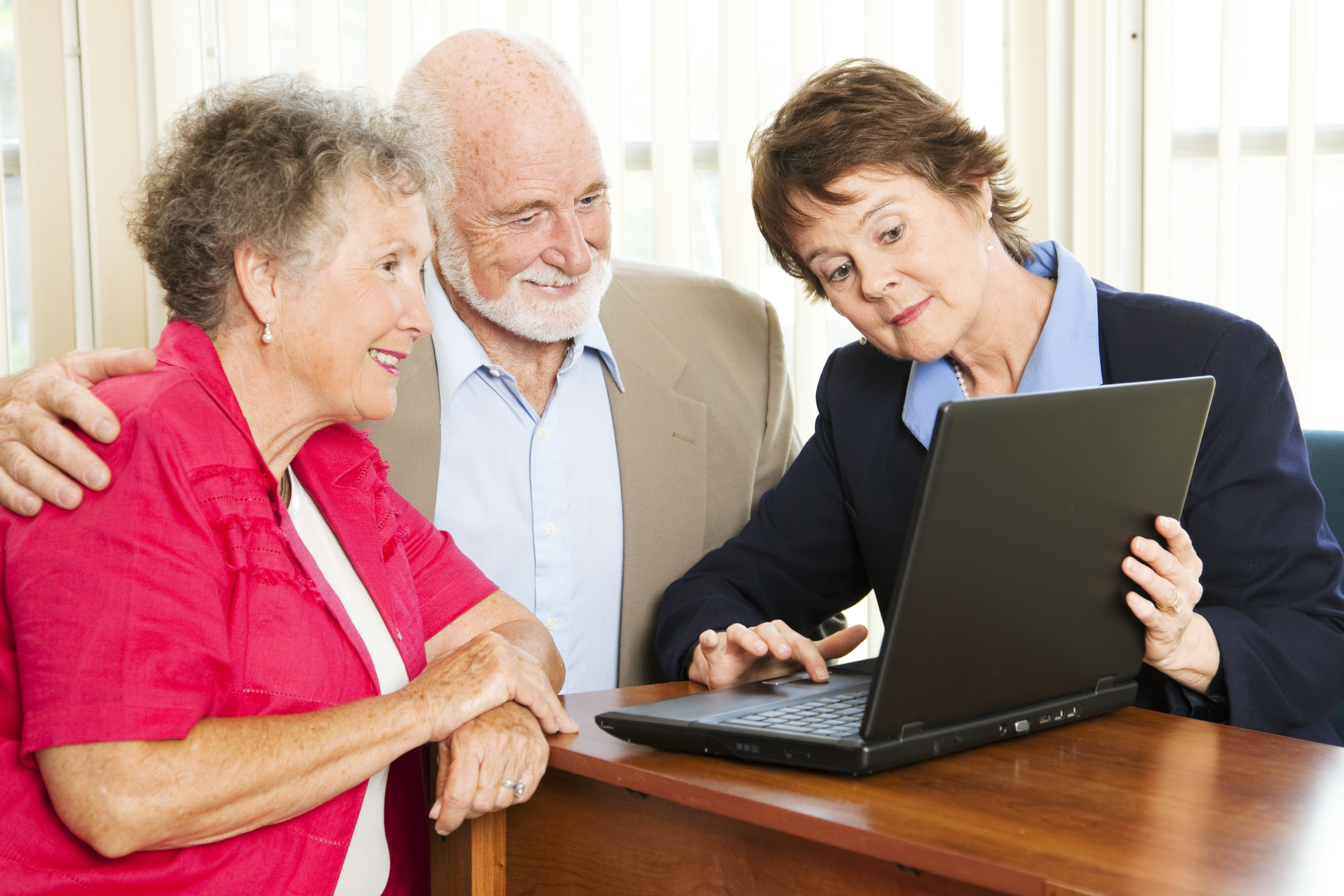 During Medicare Open Enrollment, it is important for seniors to review their options with Medicare experts.