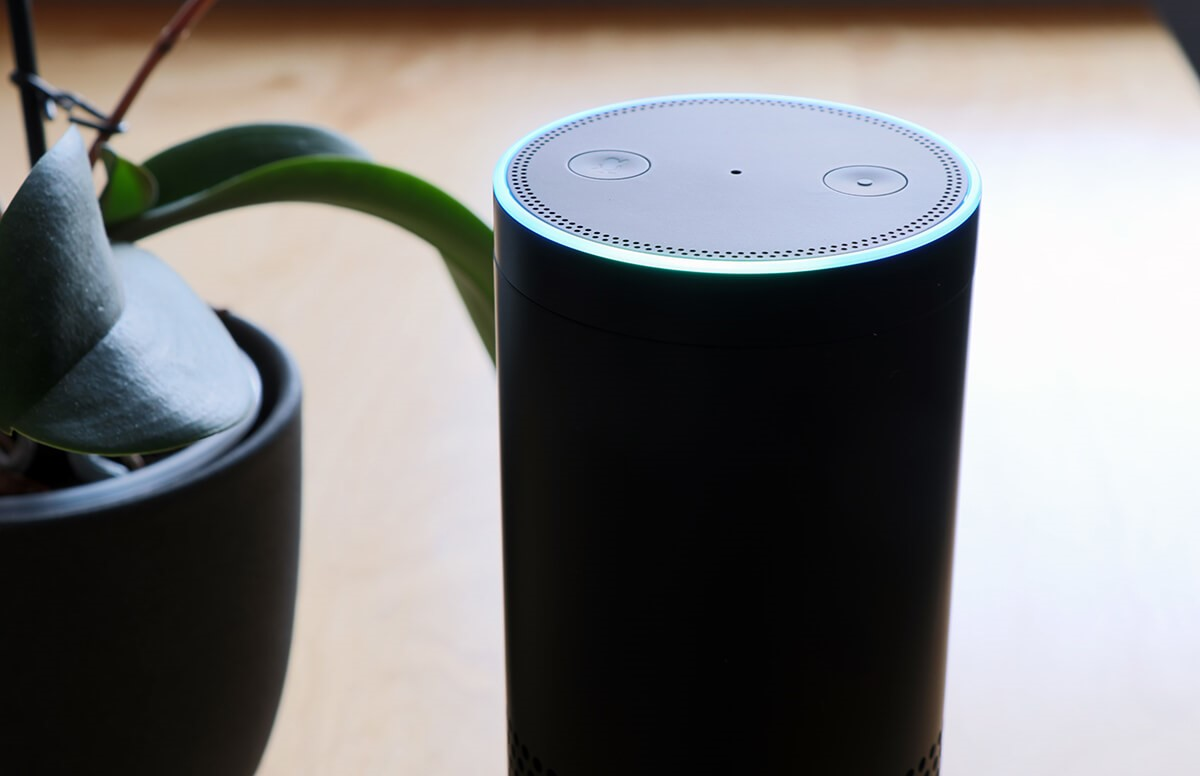 Artificial Intelligence could improve seniors' health, like the functionality available with Amazon's Alexa.