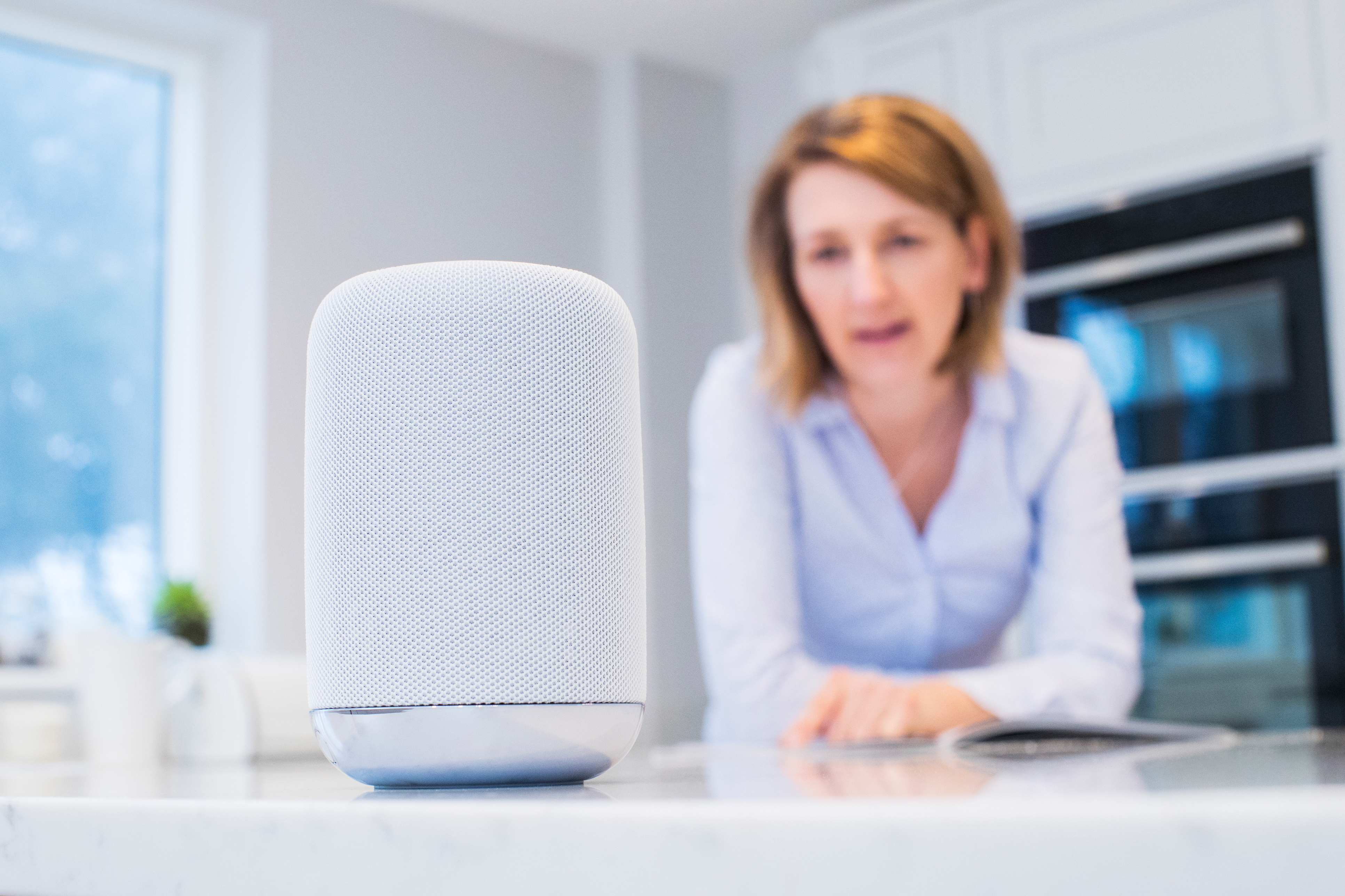 Voice-first technology helps older adults remain in their homes for longer.