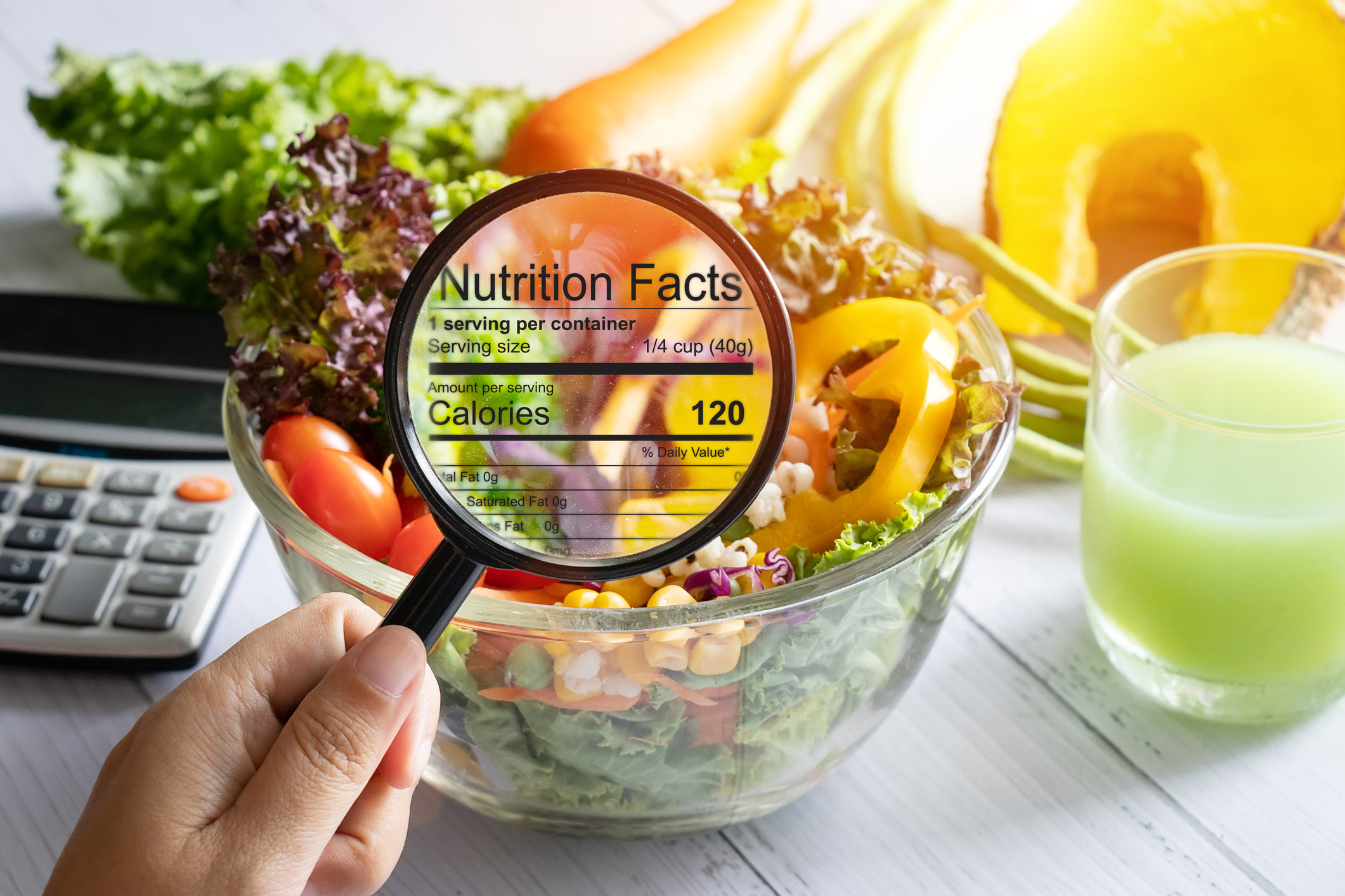 Learn about nutrition basics for seniors to ensure they're eating properly