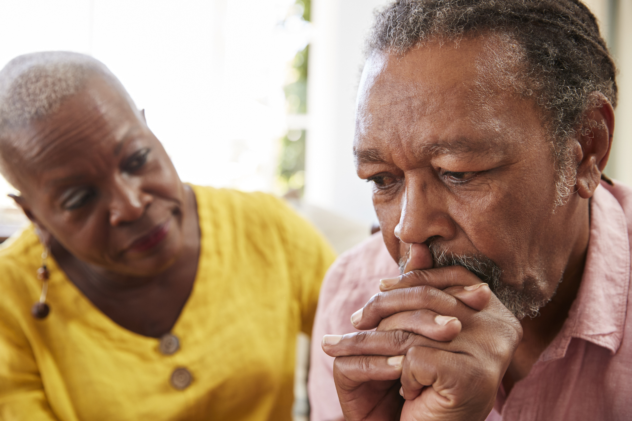 Maintaining your marriage while caregiving can be stressful