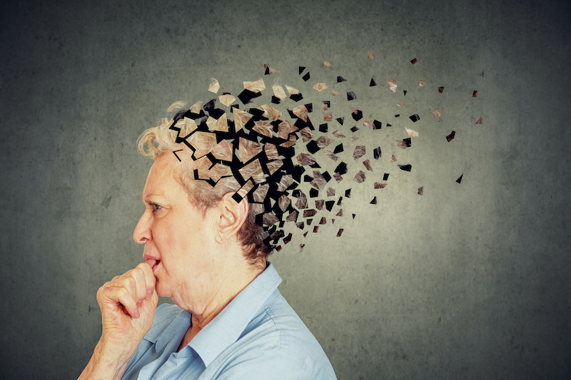 Many Types of Dementia: Alzheimer's is Only One of Them